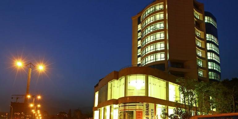 برج اداری سامان