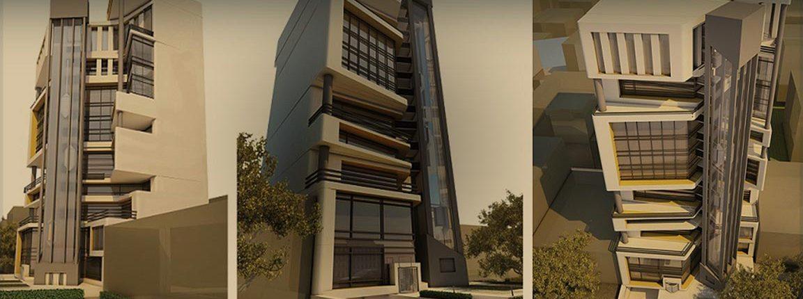 برج تجاری اداری کوه سر (ایزد)