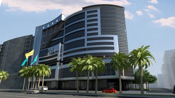 برج تجاری اداری آنا