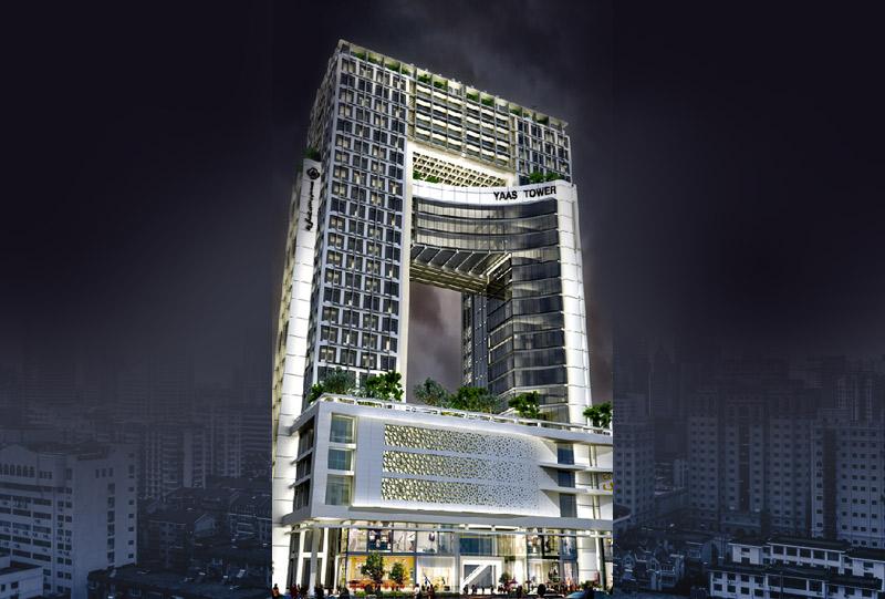 برج تجاری اداری یاس