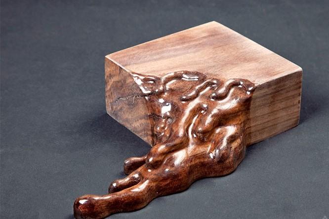 چوب مایع
